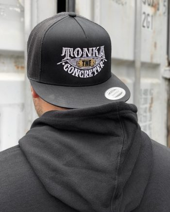 concreting trucker hat